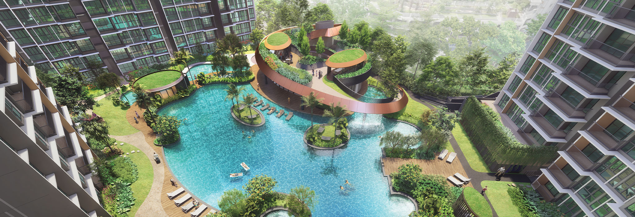 Parc Central Residences Perspective 5